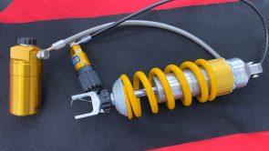 OHLINS リアショックアブソーバー MT-09 Tracer/MT-09/XSR900