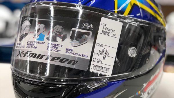 X-Fourteen NORICK '04(ノリック04)入荷!!