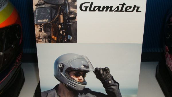 SHOEI Glamster RESURRECTION登場!!