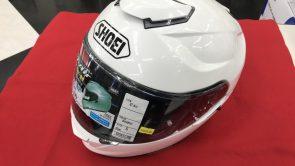 SHOEI GT-Air ルミナスホワイト Sサイズ
