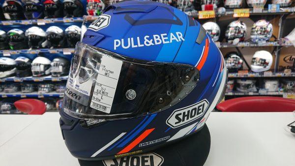SHOEI新作ヘルメット入荷のご案内